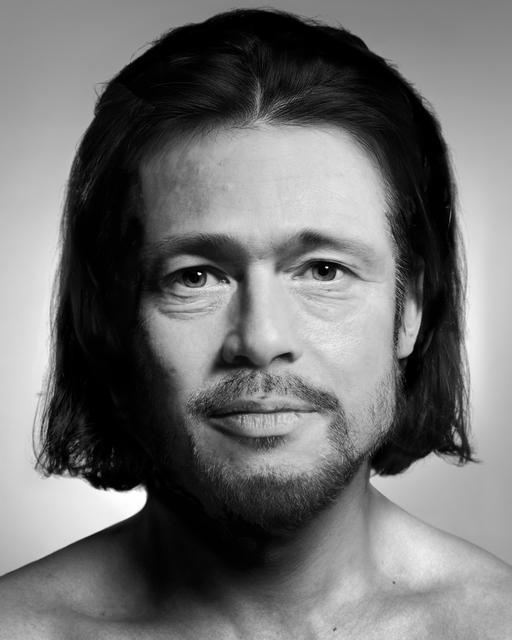 , 'Brad Pitt,' 2013, A2Z Art Gallery