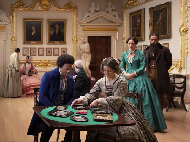 Isaac Julien, 'J.P. Ball Salon 1867 (Lessons of The Hour)', 2019, Metro Pictures