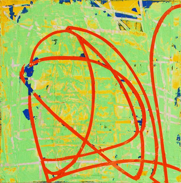 , 'Orange Loop,' 2014, Kathryn Markel Fine Arts