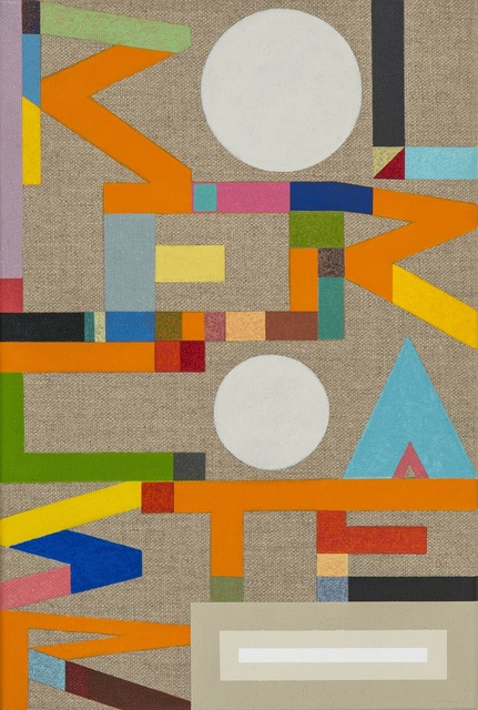 , 'Rollercoaster,' 2018, Darren Knight Gallery