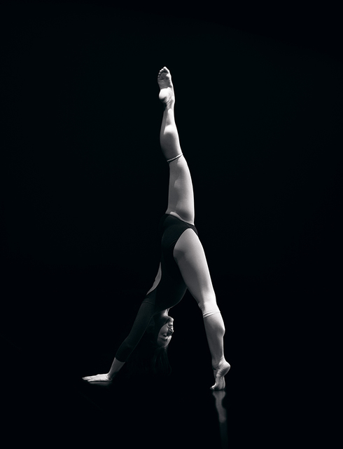 Sara VanDerBeek, 'Baltimore Dancers One', 2012, Black Mountain College Museum and Arts Center