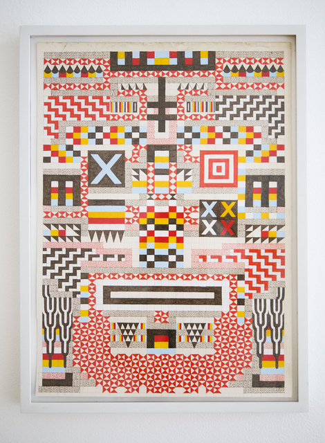, 'Portrait (TOTEM),' 2015, Hashimoto Contemporary