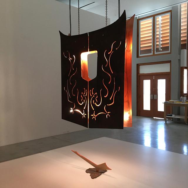 Michael Belmore, 'Rumble', 2017, Kinsman Robinson Galleries