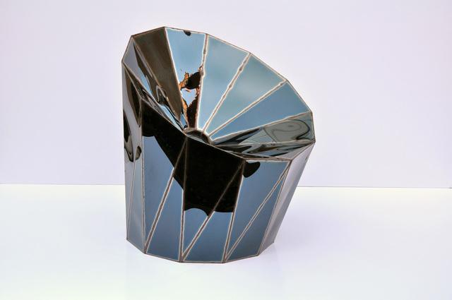 , 'Black Solaris Chair,' 2017, Mazel Galerie