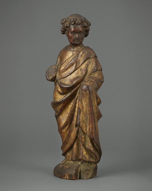 , 'Saint Jean de Calvaire,' ca. 1420-1430, Mullany