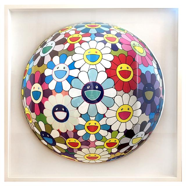 Takashi Murakami, 'Flower Ball (Sequoia Sempervirens)', 2013, Y Contemporary