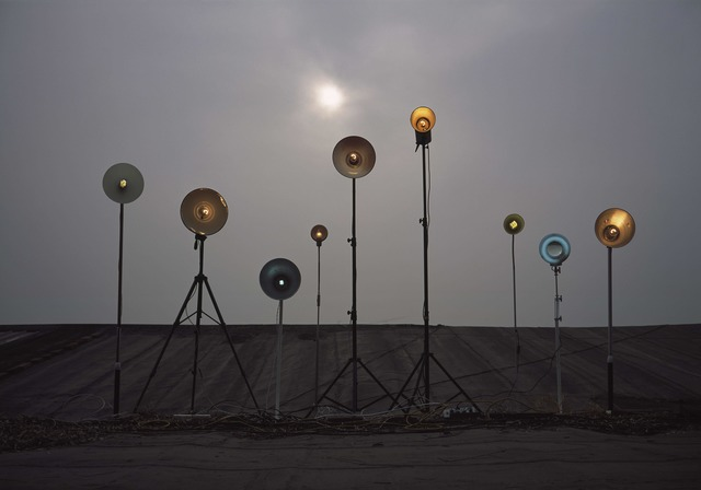 , 'Sun,' 2017, de Sarthe Gallery
