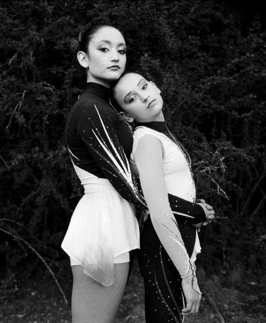 , 'Maria and Sofia,' 2016-2017, Galerie Les filles du calvaire