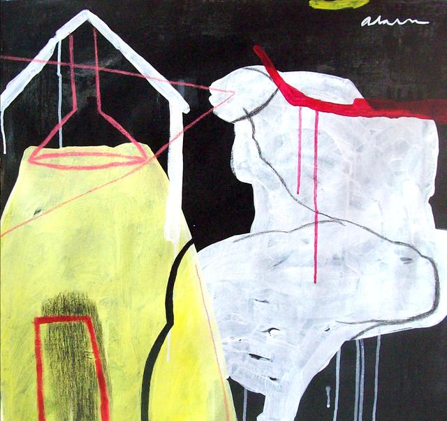 Alain Jiménez Santana, 'Black, Black, Black, No. 4', 2019, Thomas Nickles Project