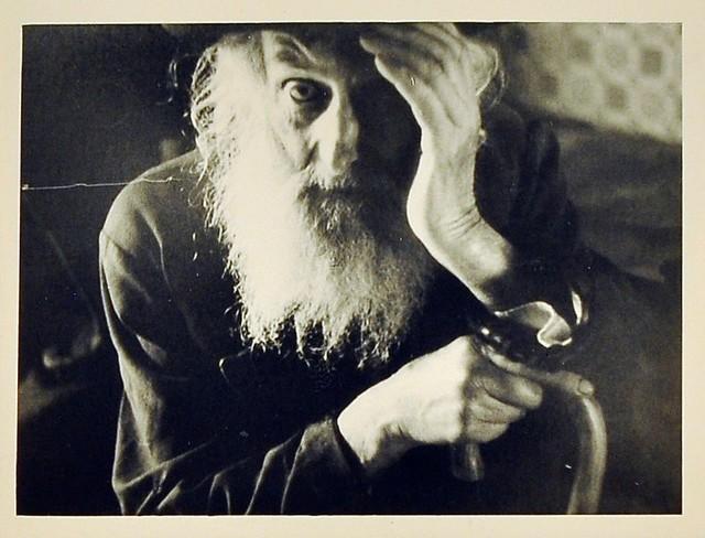 , 'Jewish Village Elder, Carpathian Ruthenia, Eastern Europe,' ca. 1938, Robert Hershkowitz