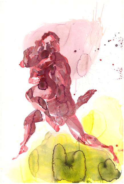 , 'Dancers Suite (Red Couple),' 2013, Hexton Gallery