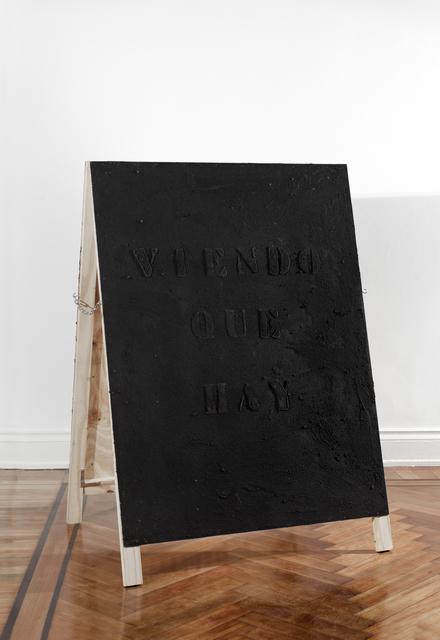, 'Untitled (Viendo qué hay / No hay mal que por alguien no venga),' 2015, Cosmocosa