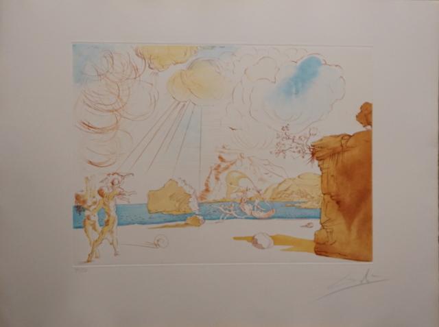 , 'Plage de Cadaques,' 1967, Fine Art Acquisitions