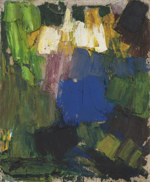 , 'Nature-Abstract No.1,' 1984, Boers-Li Gallery