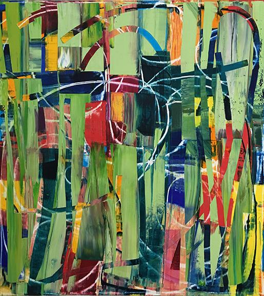 Ben Tinsley, 'Green Thumb', 2018, McCormick Gallery