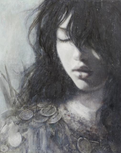 , 'Goddesses of Nibiru X,' 2014, Miguel Marcos