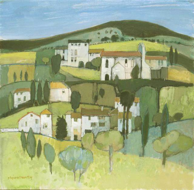 , 'Summer Provence,' , Mall Galleries
