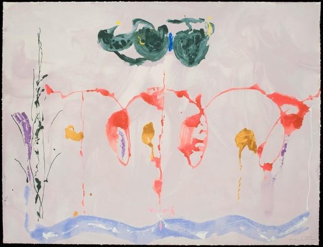 Helen Frankenthaler, 'Aerie', Mark Humphrey Gallery