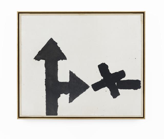 , 'Senza titolo,' 1961, White Cube