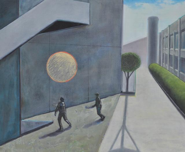 , 'Spinning Ball,' 2010, Gallery Skape
