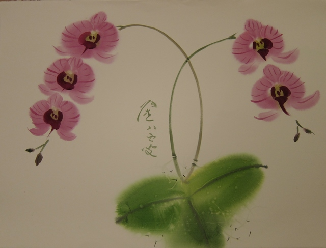 Chang Chieh 張杰, 'Orchid VIII', 2008, Alisan Fine Arts