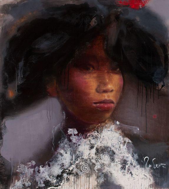 Ilgvars Zalans, 'Philippines Girl', 2014, DETOUR Gallery