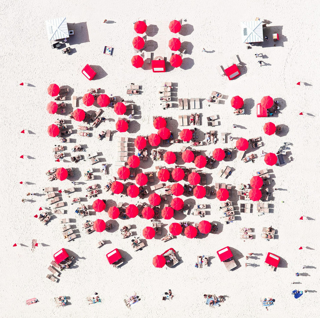 Antoine Rose, 'Red District', 2014, FREMIN GALLERY