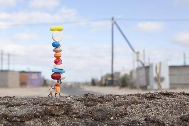 , 'Balancing Act,' 2011, Andipa