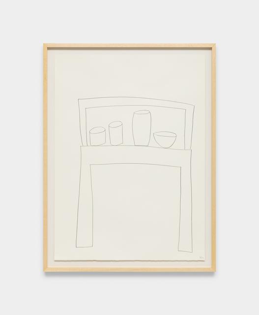 , 'untitled,' 2016, Galeria Raquel Arnaud