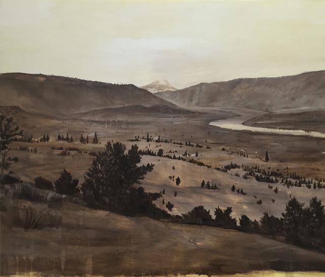 , 'Columbia River,' , Stremmel Gallery