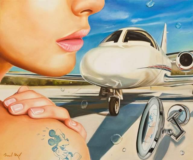 , 'Airport,' 2011, Galerie Barbara von Stechow