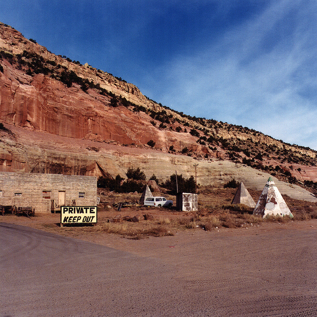 , 'Private Keep Out, New Mexico,' 2000, Gallery Vassie