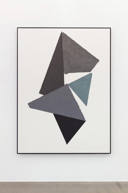 , 'Rückfall,' 2017, Krobath