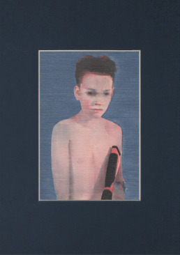Katinka Lampe, '011171713', 2017, Galerie Les filles du calvaire
