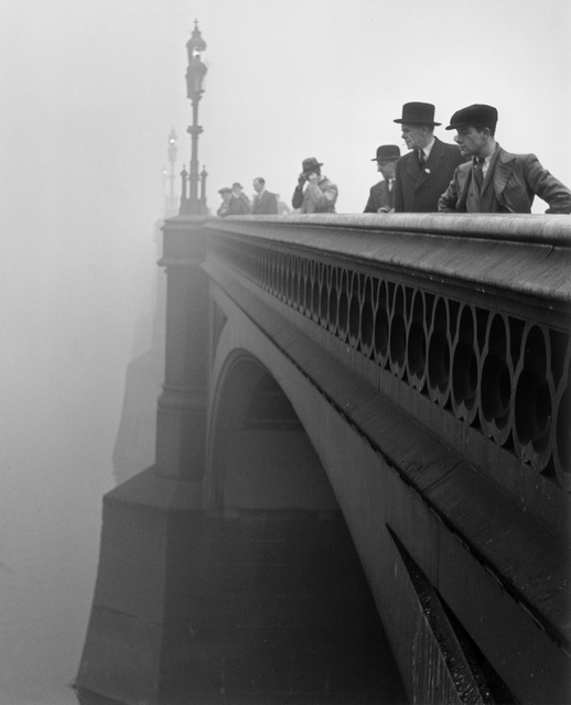 , 'Waterloo Bridge, London,' , The Photographers' Gallery