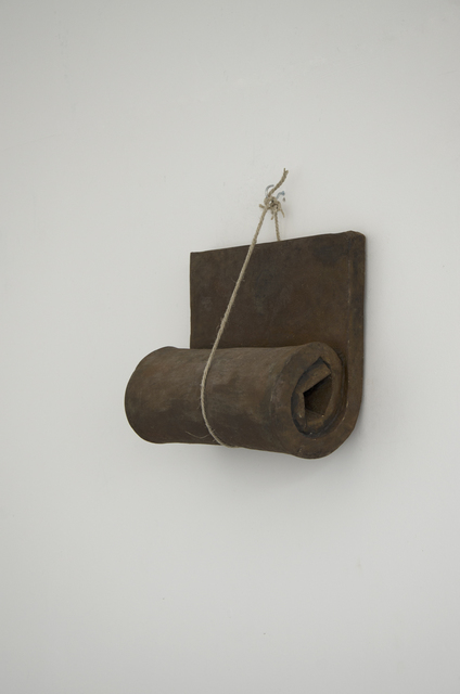 , 'Rolled Up,' 2014, Julian Page