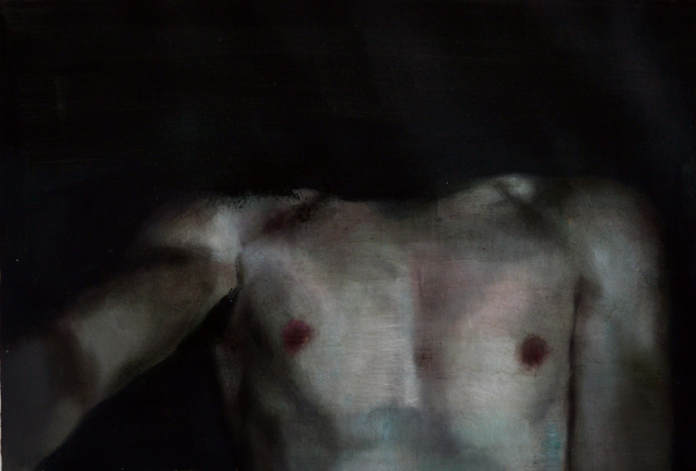 , 'Headless Torso 1,' 2015, Jonathan LeVine Projects