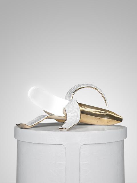 , 'Banana Lamp (Model F),' 2015, Carpenters Workshop Gallery