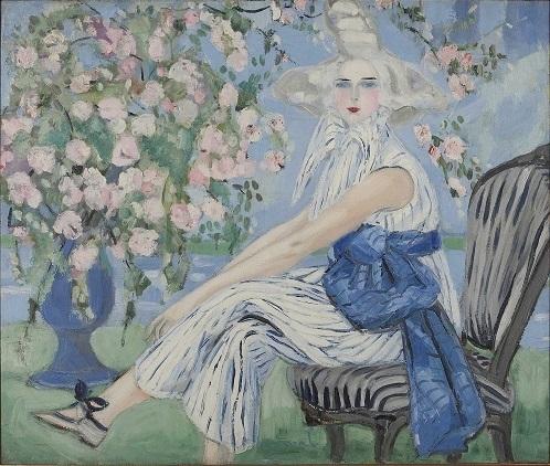 , 'La Figurante,' ca. 1923, Artvera's Art Gallery