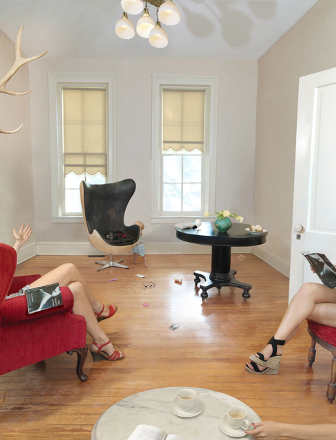 , 'Book Club,' 2012, photo-eye Gallery