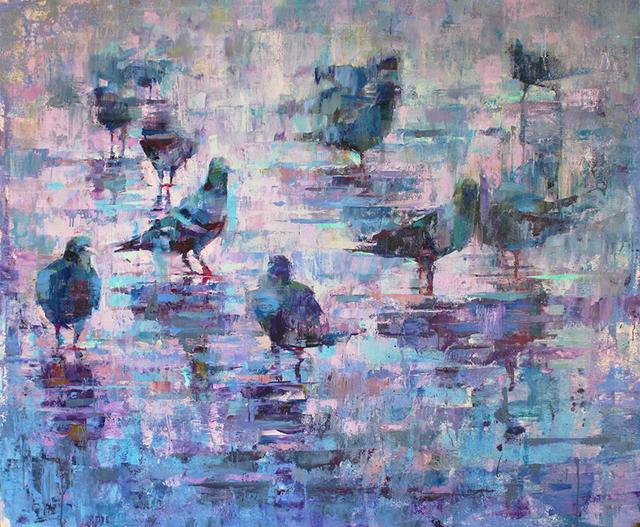 , 'Wine Discourse,' 2019, Shain Gallery