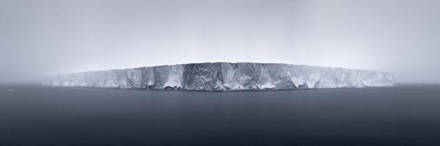 , 'Giant Tabular Iceberg in Fog, Antarctica,' , Bau-Xi Gallery
