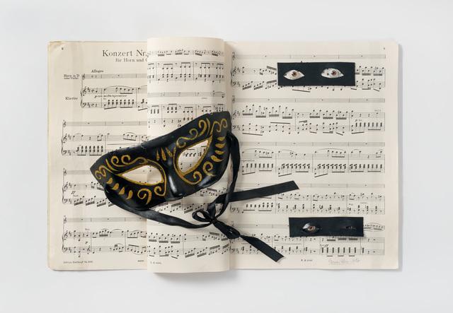 , 'W. Amadeus Mozart - Konzert Nr. 1 D-Dur,' 2016, Mario Mauroner Contemporary Art Salzburg-Vienna