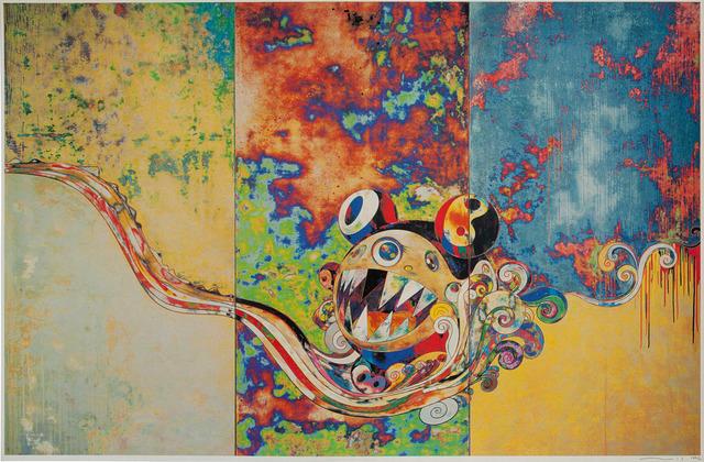 Takashi Murakami, '727-727', 2007, MSP Modern