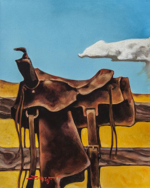 Z.Z. Wei, 'The Rider', 2019, Blue Rain Gallery