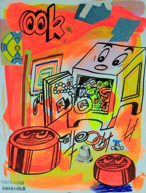 Joe Grillo, 'Computer Cowboy', 2016, Erdmann Contemporary