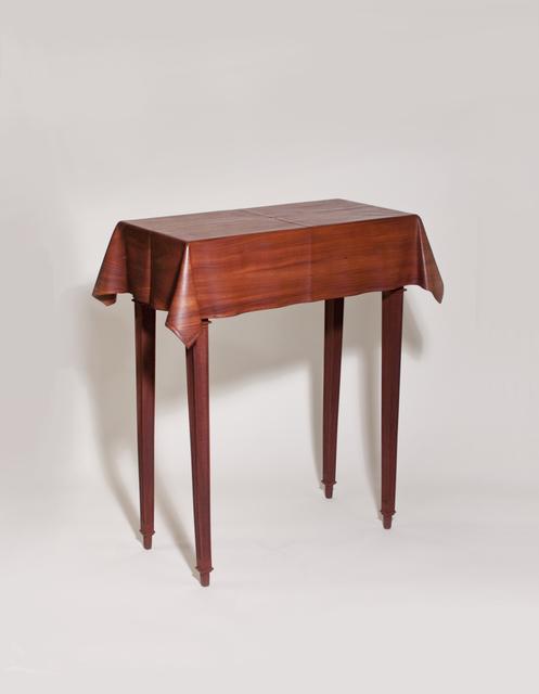 , 'Trompe l'Oeil Table ,' 1980, Lillian Nassau LLC