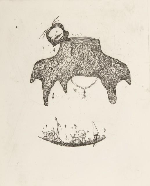 , 'Stump,' 2011, LETO