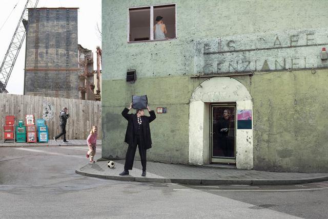 , 'Urban Haiku #5,' 2015, Spotte Art