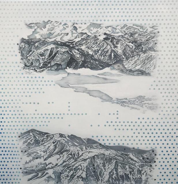 Kiki Gaffney, 'Polka Dot Mountain Range', 2018, Modern West